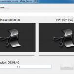 Editar y recortar videos con aTube Catcher